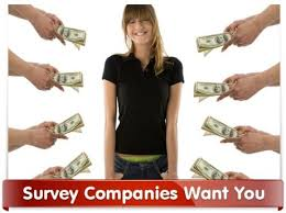 Get paid for surveys